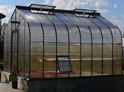 Optional Side Vent for Greenhouse
