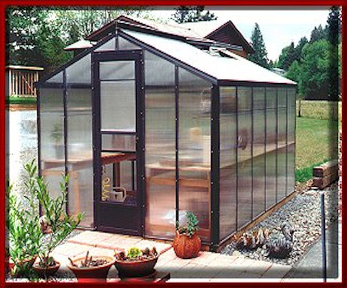 Polycarbonate Greenhouses Benefits